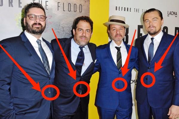 Το γνωρίζατε; Ο περίεργος λόγος που δεν κουμπώνουμε το τελευταίο κουμπί στο σακάκι!