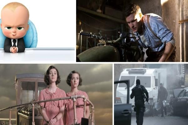 Οι νέες ταινίες της εβδομάδας μέσα από τα