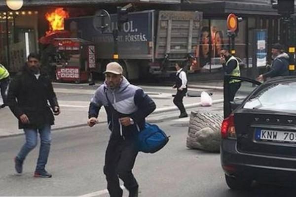 Έκτακτη είδηση: Συνελήφθη και ομολόγησε ο δράστης της Στοκχόλμης!