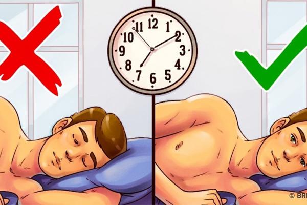 Τέλος στον εφιάλτη: 15 αποτελεσματικοί τρόποι για να έχετε έναν σωστό και καλό ύπνο το βράδυ!