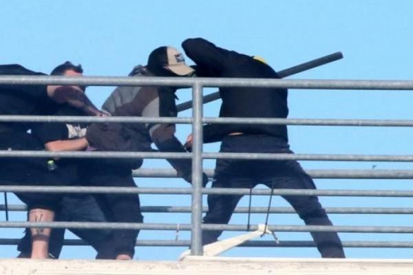 Εντόπισαν τον χούλιγκαν με το μαχαίρι στον τελικό Κυπέλλου του Βόλου! Ποιος είναι ο μαχαιροβγάλτης και που εστιάζουν οι Αρχές;