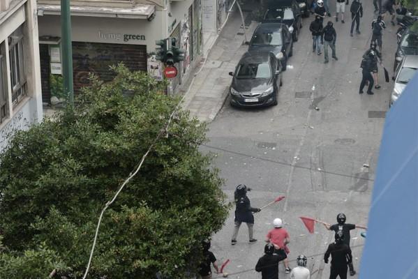 Φοιτητικές εκλογές: Σοβαρά επεισόδια και στην Θεσσαλονίκη