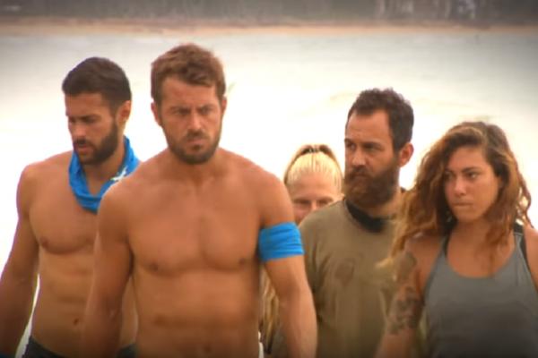 Survivor - Απίστευτο τρολάρισμα του  Ρουβά στον Ντάνο: «Είσαι σε άλλη ομάδα από σήμερα…»  (Video)