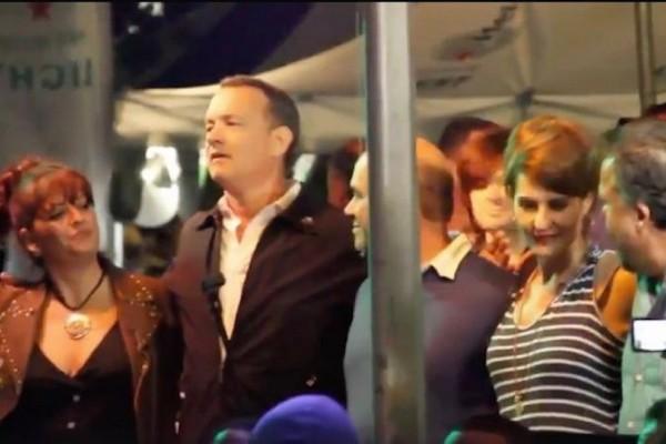Συλλεκτικό video: Ο Τομ Χανκς χορεύει το