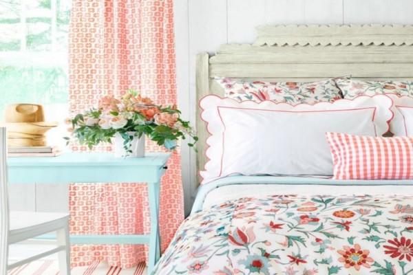 Μεταμορφώστε το υπνοδωμάτιό σας σε έναν ανοιξιάτικο χώρο! Ορίστε πώς θα το καταφέρετε