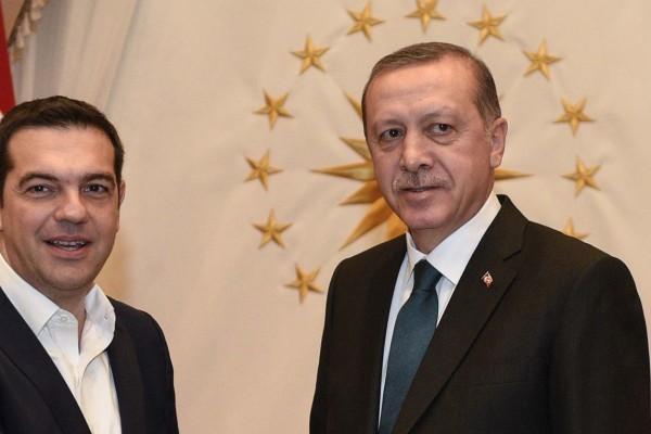 Προκαλεί ο Ερντογάν: Ζήτησε από τον Τσίπρα να αποσυρθούν οι δυνάμεις Εθνοφυλακής από τα νησιά του ανατολικού Αιγαίου