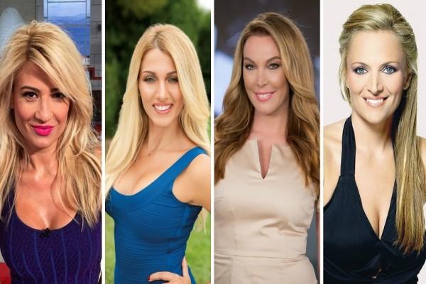 11 Ελληνίδες της showbiz πριν και μετά την πλαστική μύτης! (photos)