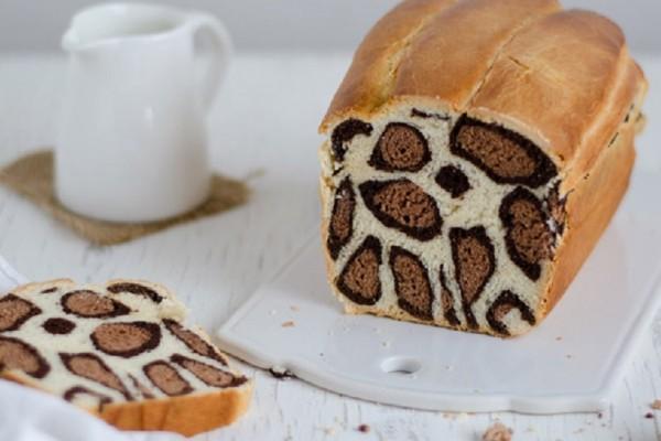 Κέικ λεοπάρ: Το πιο εντυπωσιακό γλυκό που θα τρελάνει του πάντες!
