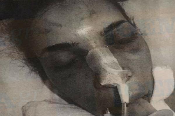 Φωτογραφία- σοκ: Έτσι έφτασε στο νοσοκομείο η Φαίη από τα χέρια του Στεφανάκη! (Photos & Video)