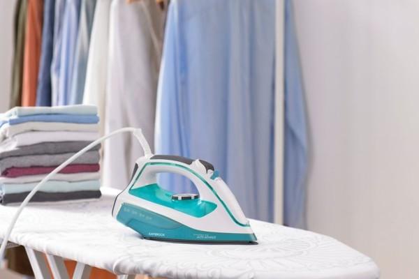 Κάντε το σιδέρωμα των ρούχων σας εύκολο και απλό με τον πιο έξυπνο τρόπο!