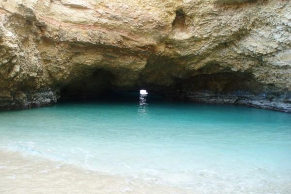 Μια φυσική πισίνα στο Αιγαίο: Η