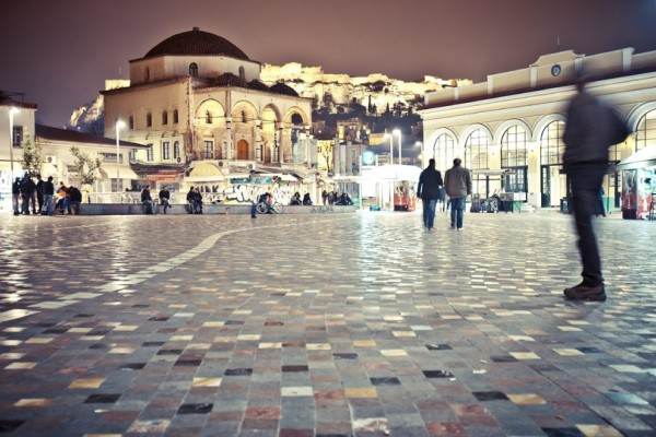 Θα γίνει η Αθήνα η νέα Ευρωπαϊκή πρωτεύουσα τεχνών; Ένα καταπληκτικό αφιέρωμα από το BBC