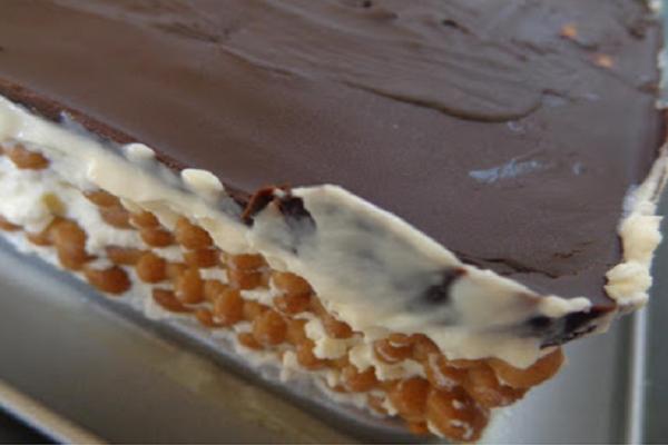 Πανεύκολη και οικονομική συνταγή! Φτιάξτε αυτό το γλυκό ψυγείου με μόνο 5 ευρώ και σε μόλις 5 λεπτά!