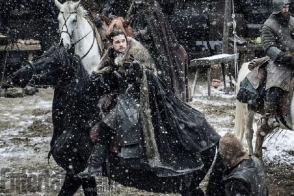 Game of Thrones: Στη δημοσιότητα νέα καρέ από τον νέο κύκλο - Έρχεται η μεγαλύτερη μάχη (Photo)