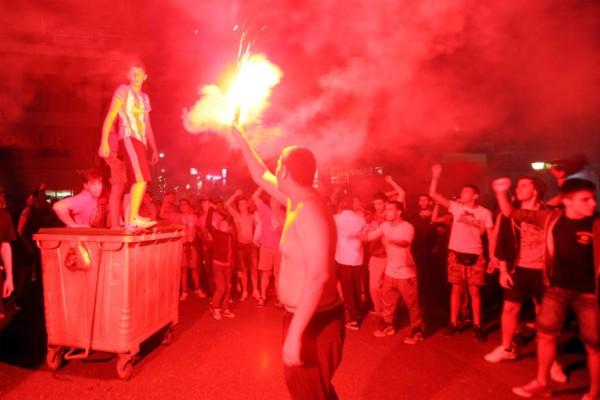 Φενέρμπαχτσε - Ολυμπιακός: Μία αχανής κερκίδα - Δεν φαντάζεστε τι συμβαίνει αυτή τη στιγμή στο Πασαλιμάνι! Δείτε απίστευτες εικόνες... (Photos)