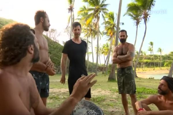 Απίστευτο παρασκήνιο στο Survivor: Ο Αγγελόπουλος