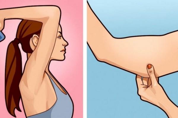 Έτσι θα καταφέρετε να κάψετε το λίπος από τα μπράτσα! Το δεύτερο βήμα είναι το πιο σημαντικό