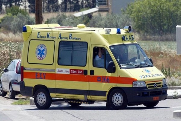 Σοκ στα Χανιά: Γυναίκα έπεσε σε γκρεμό!