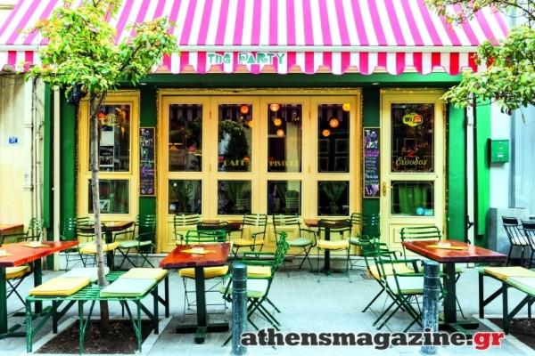 Το all day bar που θα σας «ταξιδέψει» από την καρδιά της Αθήνας κατευθείαν στο Χόλιγουντ του ΄68!