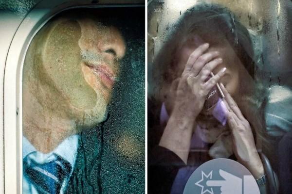 Εικόνες αυστηρώς ακατάλληλες για κλειστοφοβικούς: Η ζωή στα ΜΜΜ του Τόκιο (photos)