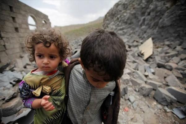Συναγερμός από την Unicef: Ο πόλεμος απειλεί 24 εκατομμύρια παιδιά σε Μέση Ανατολή και Βόρεια Αφρική