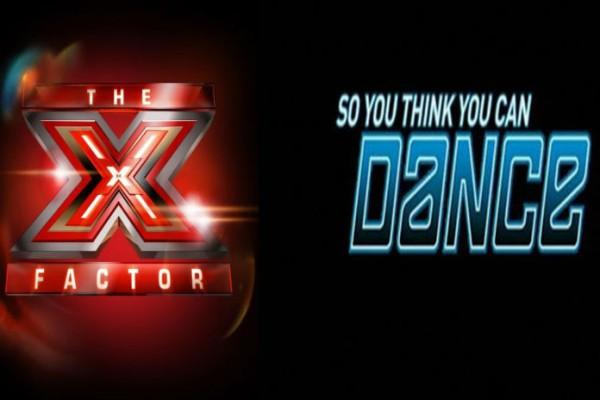 Βραδιά θρίλερ στην τηλεθέαση για «Sο You Think You Can Dance» και «X-Factor»! Ποιο πρόγραμμα τα έστειλε και τα δύο στον... πάτο;