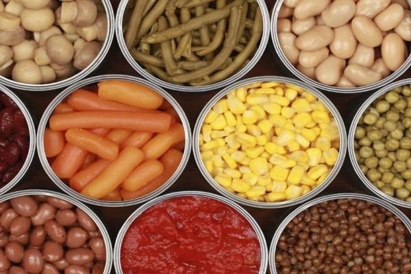 Φαγητό από κονσέρβα: Κάνει καλό στην διατροφή μας ή όχι;