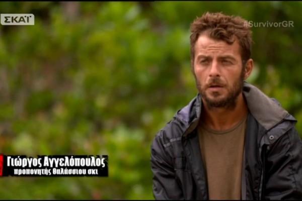 Survivor: Αυτό είναι το αληθινό πρόσωπο του Ντάνου! Η αποκάλυψη του Τσανγκ για το γίνεται όταν κλείνουν οι κάμερες (video)
