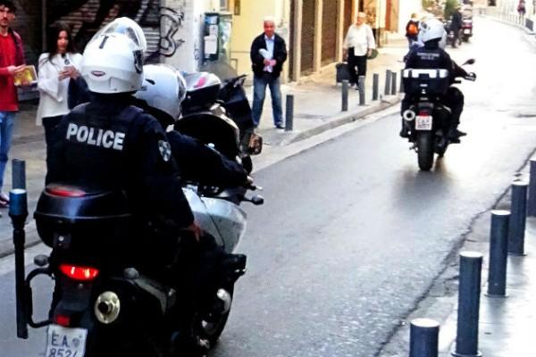 Έκτακτο: Πυροβολισμοί στην Μεταμόρφωση μεταξύ Αστυνομικών και Ρώσων!