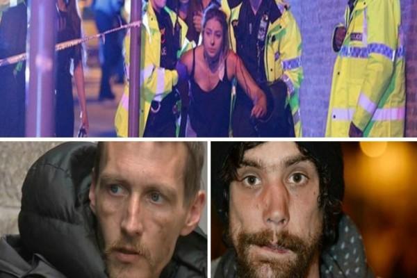 Ήρωες: Οι άστεγοι άνδρες του Μάντσεστερ που βοήθησαν τα θύματα της τρομοκρατικής επίθεσης! (photos)