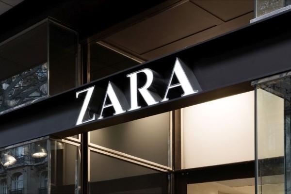 Ζara: Η ολόσωμη φόρμα που κάνει πάταγο και στοιχίζει λιγότερο από 20 ευρώ!