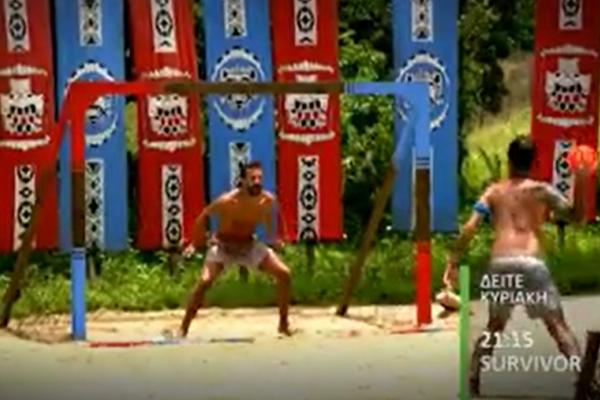 Survivor: Σε ένα απίστευτο αγώνισμα επάθλου θα αγωνιστούν Διάσημοι και Μαχητές! Δείτε φωτογραφίες που διέρρευσαν (video)