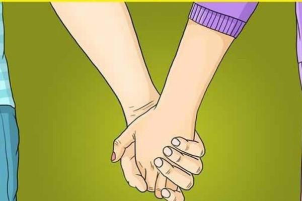 Δείτε τι αποκαλύπτει για τη σχέση σας ο τρόπος που κρατάτε το χέρι του συντρόφου σας! (Photos)
