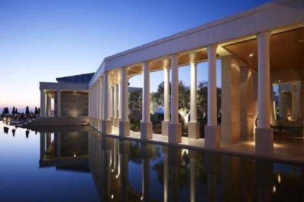 Κι όμως το πιο ακριβό ξενοδοχείο της Ευρώπης βρίσκεται στην Ελλάδα - Δείτε ποιο είναι (Photo)