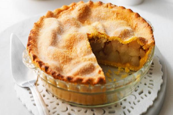 Η πιο γρήγορη συνταγή για να φτιάξετε πεντανόστιμη μηλόπιτα