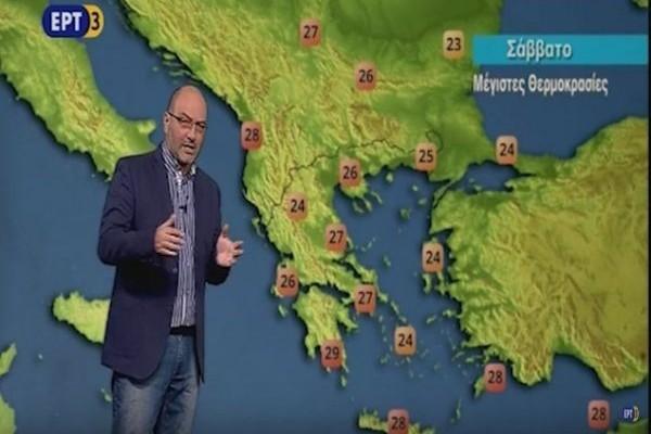 Έκτακτη προειδοποίηση του Σάκη Αρναούτογλου: Σε αυτές τις περιοχές της Αττικής κινείται η καταιγίδα!