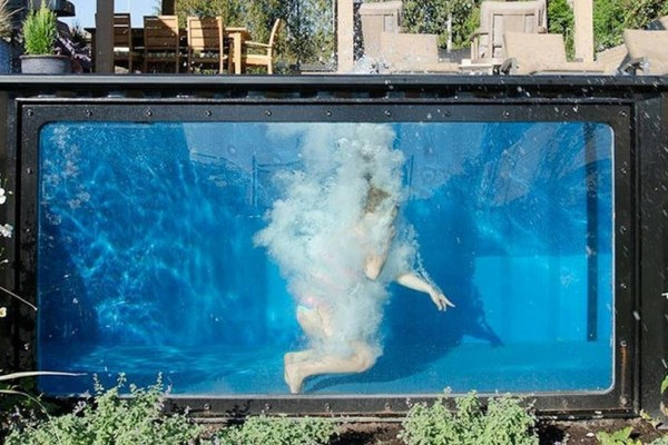 Εντυπωσιακή! Η πιο φθηνή και εξωπραγματική πισίνα του πλανήτη - Ποιο είναι το μεγάλο ατού που έχει; (photos)