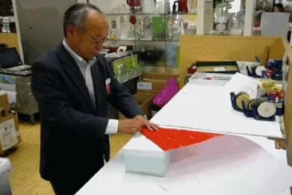 Το βίντεο που έχει γίνει viral - Πως ένας Ιάπωνας τυλίγει δώρα (BINTEO)