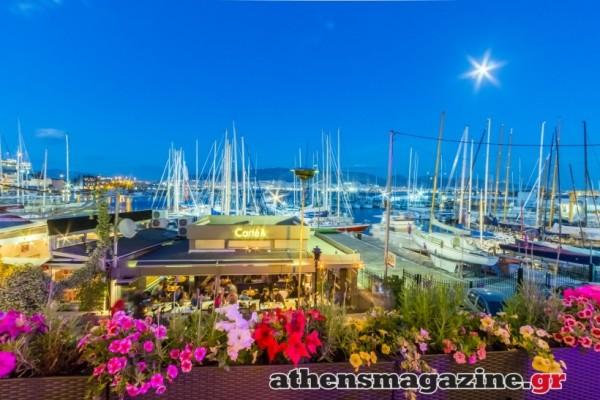 Το μαγαζί στον Πειραιά που θα σου προσφέρει all day fun σε έναν super ντιζαϊνάτο χώρο πάνω στην... θάλασσα!