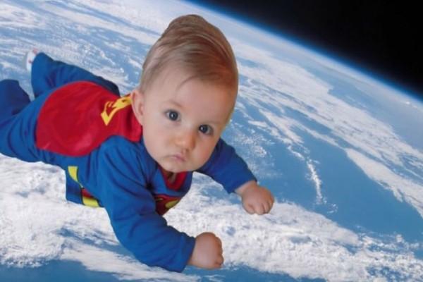 Ο μπέμπης - Αϊνστάιν: Είναι μόλις 8 μηνών και ήδη μιλάει! (video)
