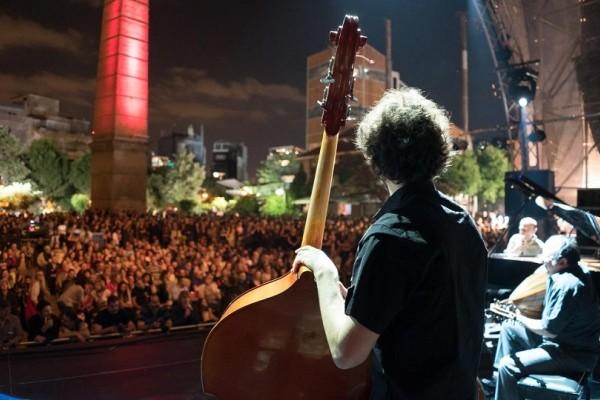 Athens Technopolis Jazz Festival: 6 μέρες γεμάτες μουσική και δωρεάν είσοδο