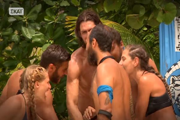 Survivor - Διαρροή Τώρα: Ποια ομάδα κερδίζει το αγώνισμα και ποιο το έπαθλο!