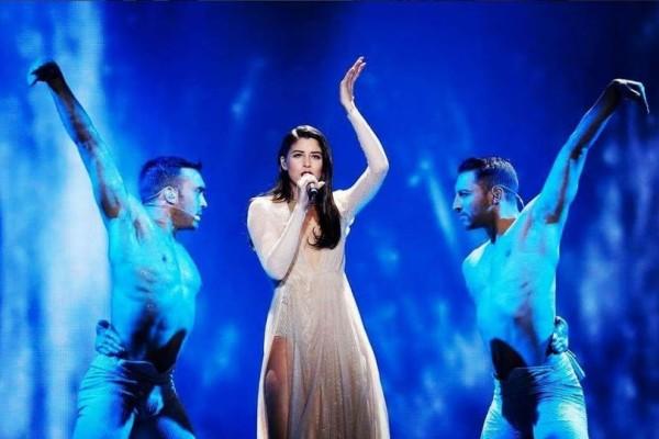 Πανέτοιμη να... ¨σκίσει¨: Δείτε τη μεγάλη πρόβα της Demy για τη Eurovision! Πώς σας φαίνεται; (Video)