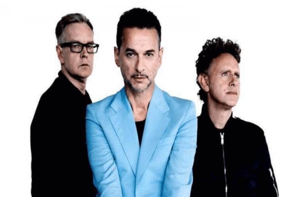 Υπό βροχή θα παίξουν στη Μαλακάσα οι Depeche Mode