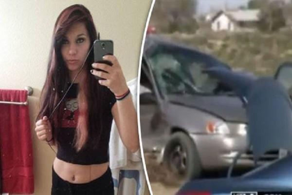 Σοκαριστικό: 18χρονη παραβίασε stop και σκότωσε 2 άντρες - Δείτε τι έγραψε στο Facebook λίγο μετά το δυστύχημα