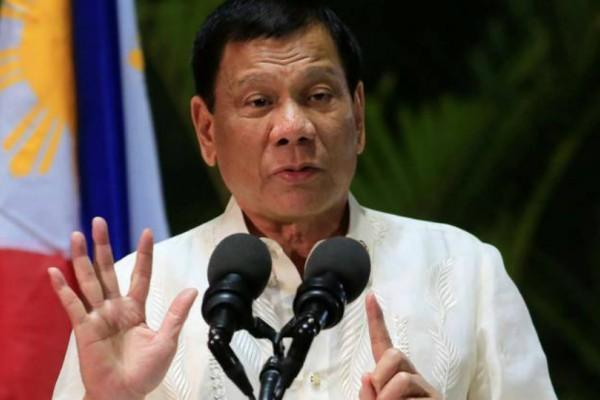 Σοκάρει ο πρόεδρος των Φιλιππινών: Βιάστε τρεις γυναίκες αναλαμβάνω την ευθύνη!