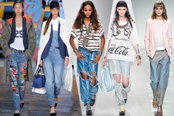 9 denim trends για κάθε γυναίκα που σέβεται τον εαυτό της!