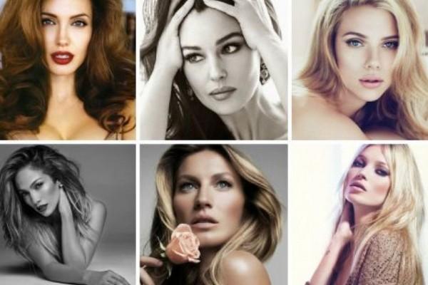 Όταν είχε κέφια ο Θεός: Αυτές είναι οι 20 ωραιότερες γυναίκες του 21ου αιώνα (photos)
