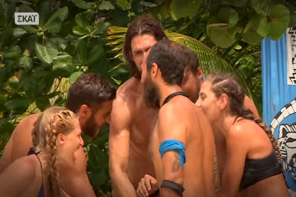 Survivor - ντοκουμέντο: Διέρρευσε ολόκληρο το σημερινό αγώνισμα! Δείτε το πρώτοι πριν παιχτεί στην τηλεόραση! (Video)