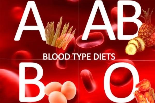 Προσοχή: Έτσι θα τρώτε σωστά σύμφωνα με την ομάδα αίματός σας!